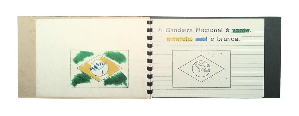 Anna Bella Geiger_ A cor na Arte_1976_12 x 21 xm