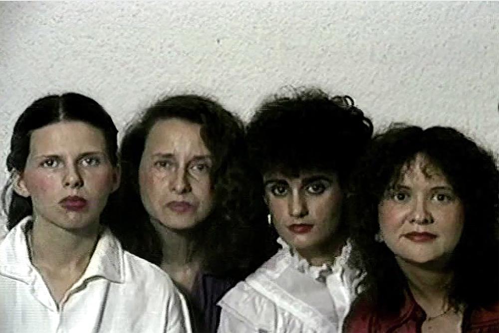 """Anna Bella Geiger, Burocracy, 1982 video 30"""""""