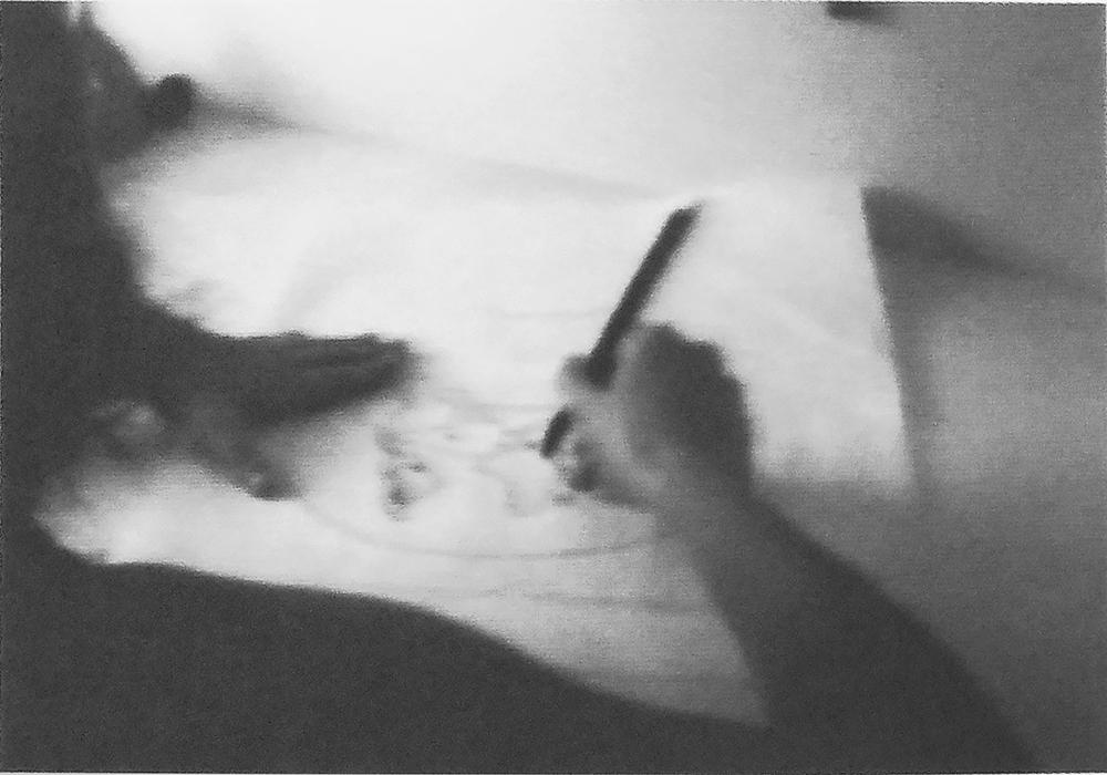 Anna Bella Geiger, Mapas Elementares I, 1976  video 3'