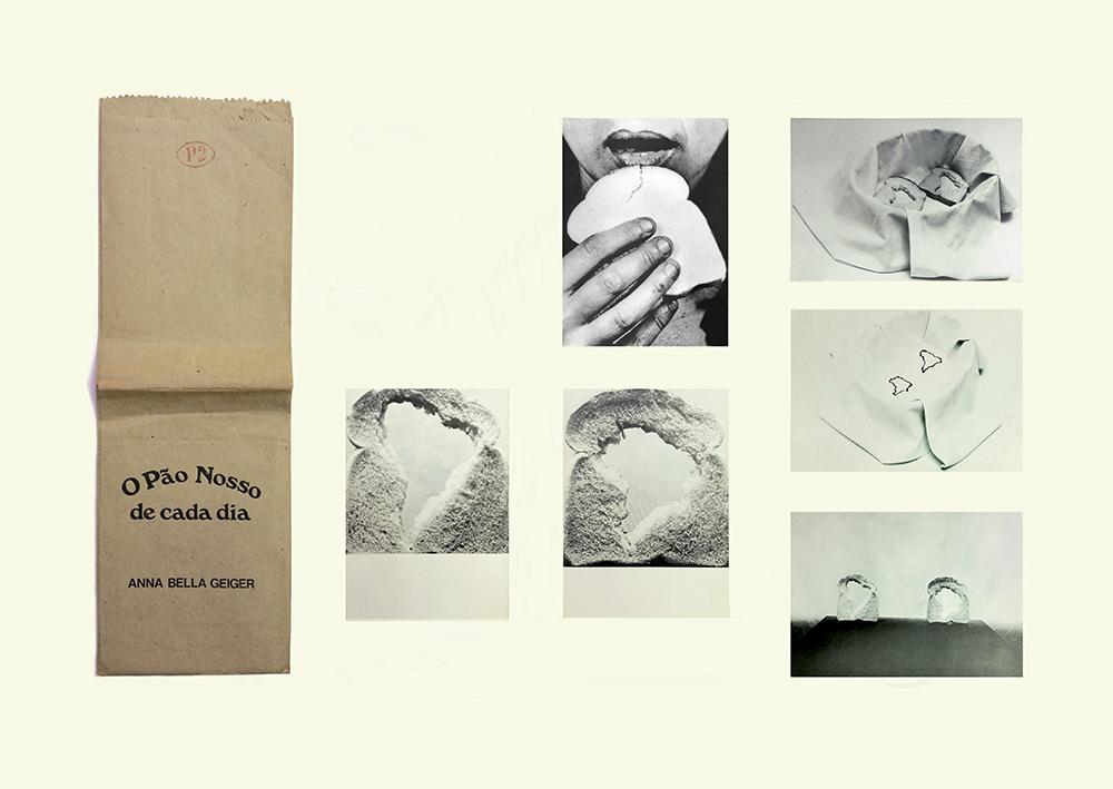 ANNA BELLA GEIGER_ O Pao Nosso de Cada Dia_1977-78