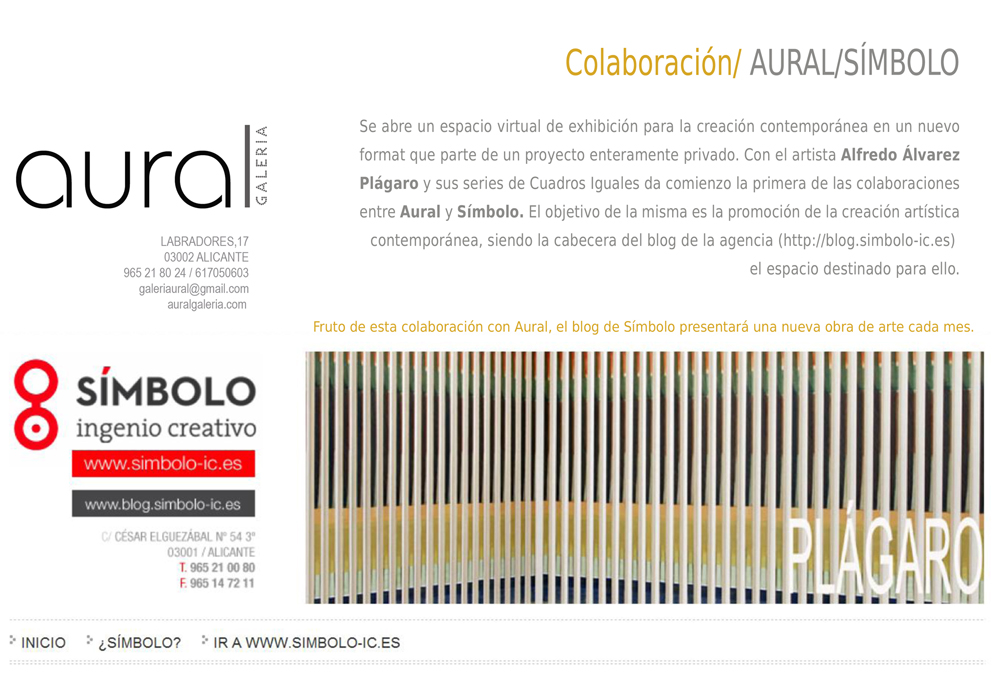 AURAL-SIMBOLO_PLAGARO