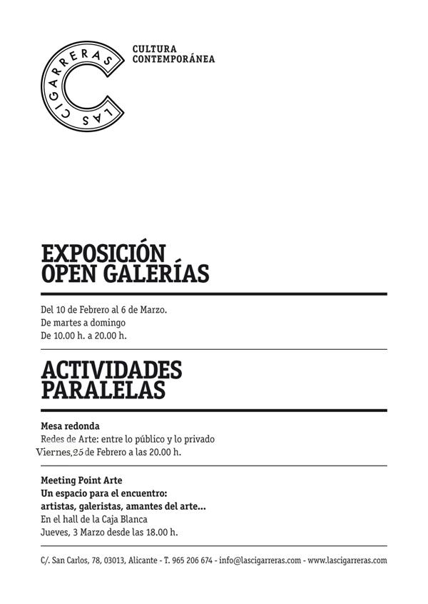 Actividades_OPEN_Galerias
