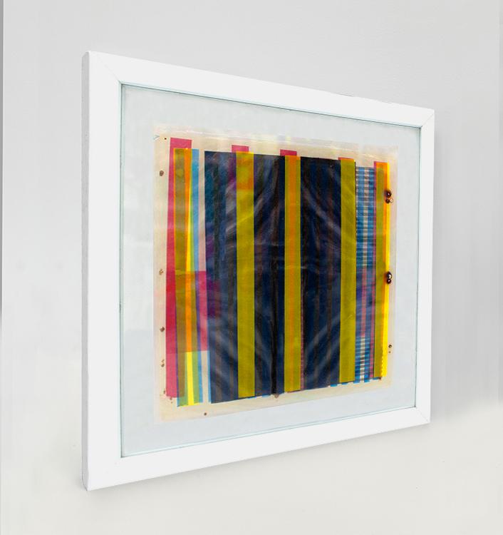 Bruno Munari_Los Álamos, 1958_2_B_Mixta sobre hojas transparentes superpuestas 24 x 24 cm