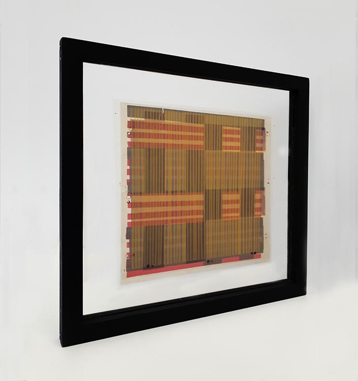 Bruno Munari_Los Álamos, 1958_B__Mixta sobre hojas transparentes superpuestas 24 x 2 4cm