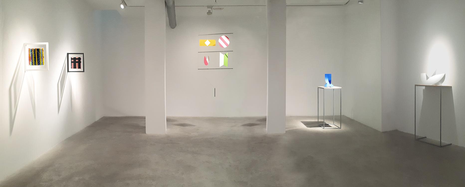 Bruno Munari__Bruno Munari__Vista exposición Aural_Alicante_2020