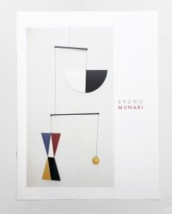 Catálogo de Bruno Munari