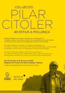 Col.lecció Pilar Citoler_Pollença_24.03.2018