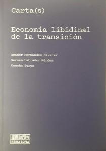 Concha Jerez en Cartas. Economía libidinosa de la Transición_2019