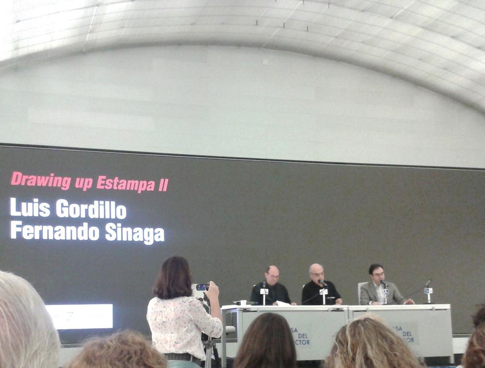 Diálogo-Gordillo-Sinaga-Estampa-2013