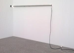IDEAS K. Sinaga en MUSAC_16_ Furor melancholicus_1996_acero_Colección Artium_low