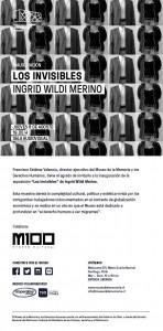 IWM_Los invisibles en Museo de la Memoria. Chile_2019