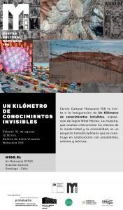 IWM_en Centro Cultural Matucana_10 Agosto 2019