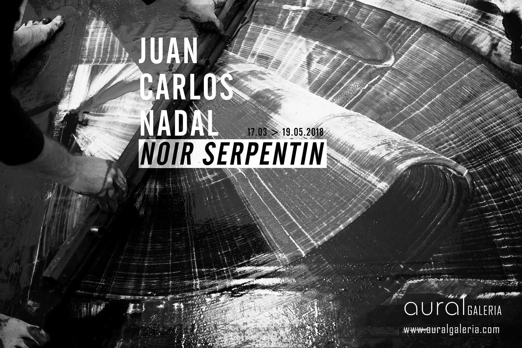 Juan Carlos Nadal_Noir Serpentin_