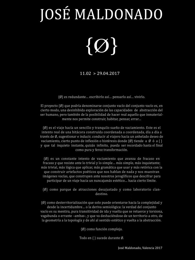Invitación_JOSÉ-MALDONADO_CONJUNTO-VACÍO_11.01-29.04.2017_para web