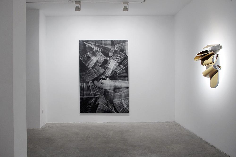 Juan Carlos Nadal_Noir Serpentin_Vista Exposición