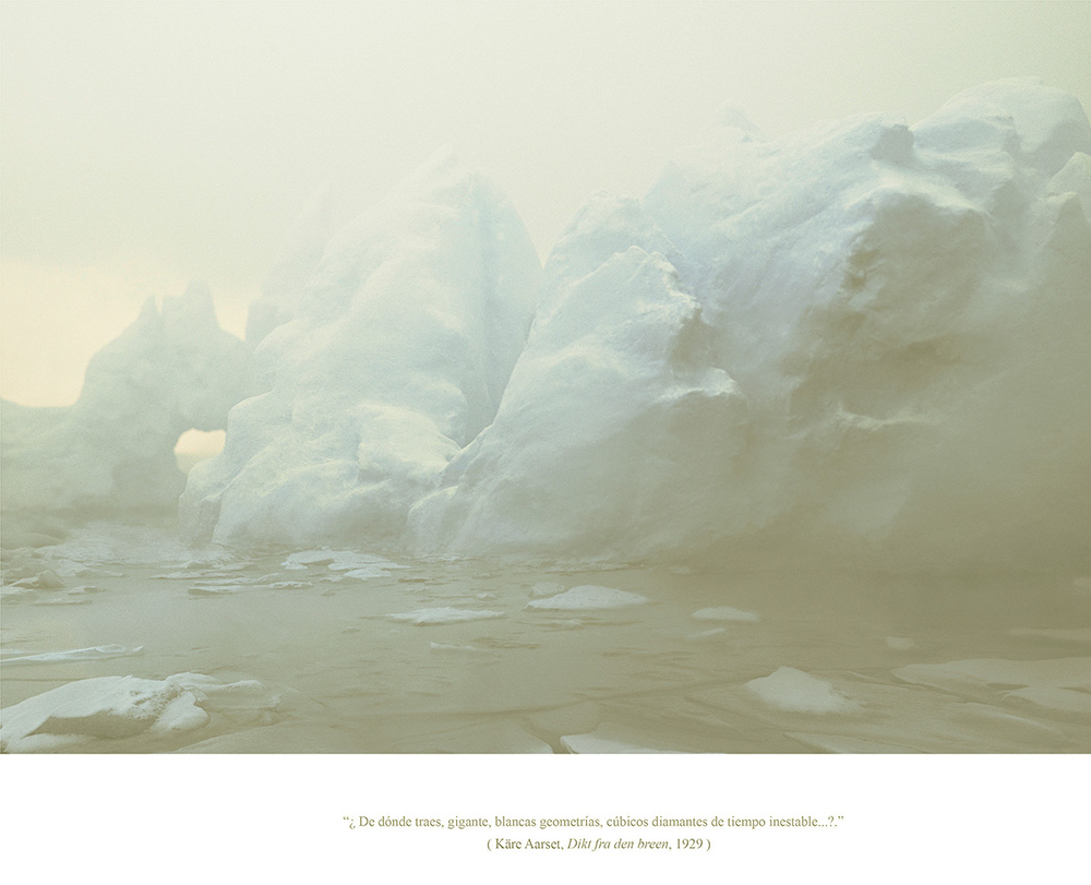 Javier Vallhonrat. EOLINIMIA. Iceberg#5. Noviembre 2013
