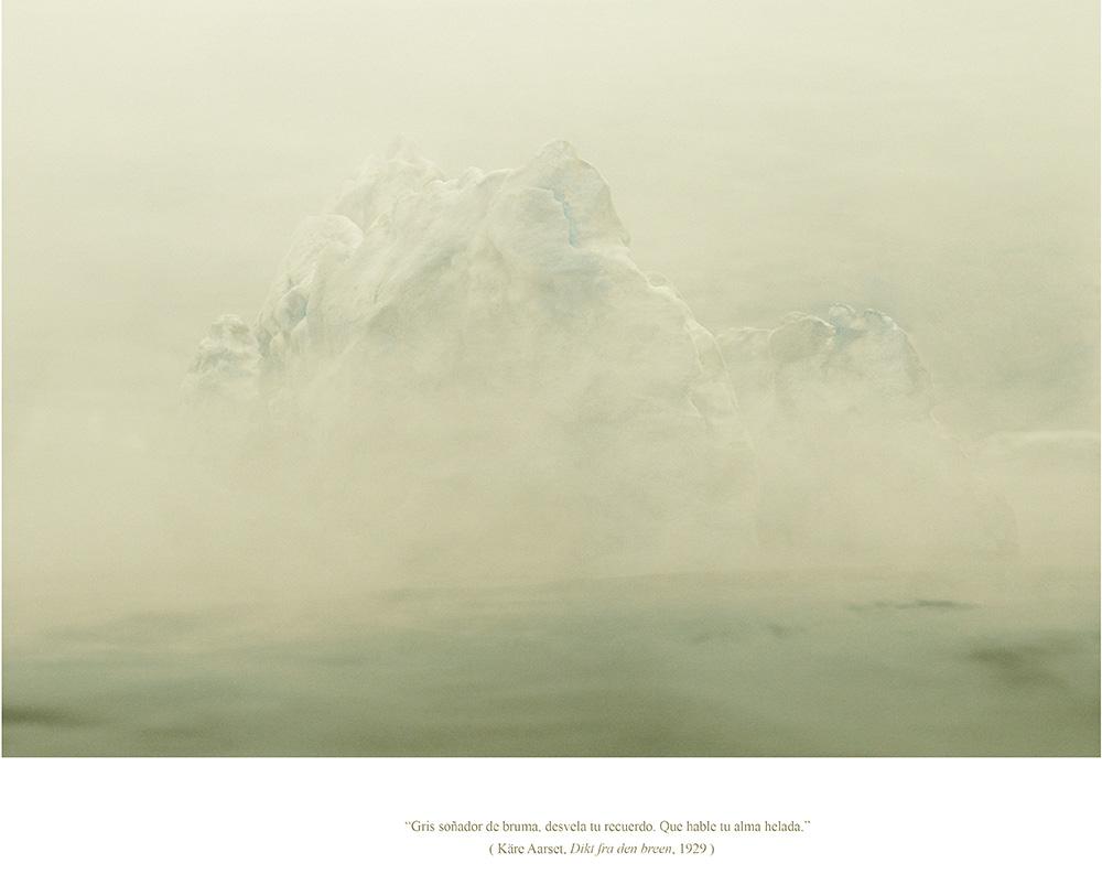 Javier Vallhonrat. EOLIONIMIA. Iceberg #2. Junio 2013