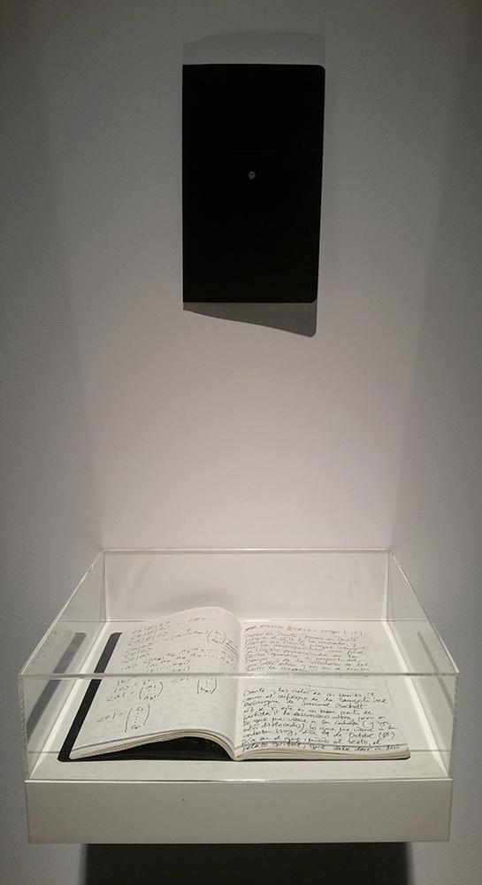 José Maldonado_Diario de bitácora manuscrito e impreso