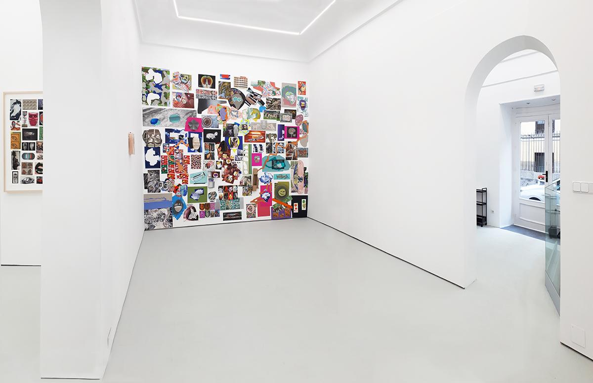 Luis Gordillo_Vista exposición_sala 2