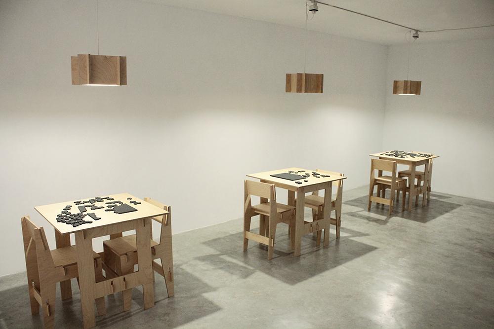 Máximo González_Un inmenso baniano_Instalación_Fotos: José Jurado_2017