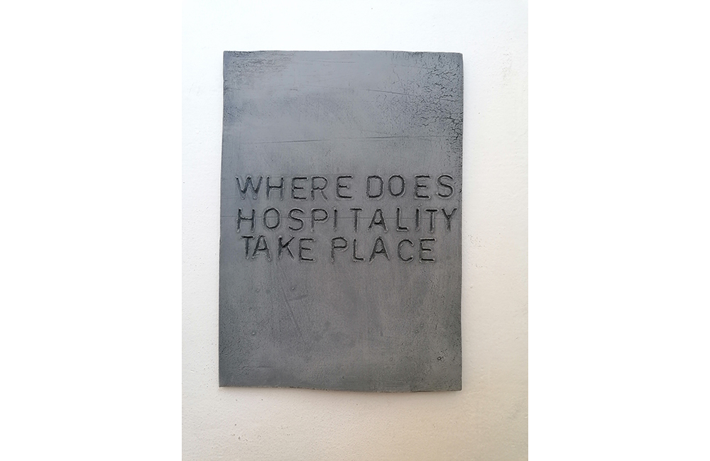 Mirjam Kroker-Where does hospitality take place