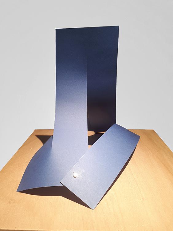 Quadrati a tre dimensioni var. II, 1960_72pp