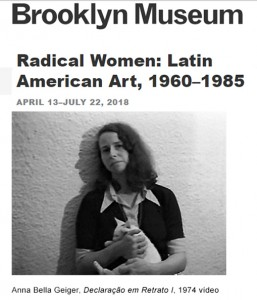 Radical Women_Latin American Art, 1960-1985_ Brooklyng Museum,NY_2018-04-14