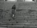 Passagens nº 1, 1974. Video BXM. Filmado en Sony portapack Monocanal. Sonido. DVD Loop. Cámara: Job Tom Azulay. 10'36