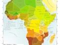 Mapa Político de Africa