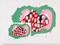 Luis Gordillo_Paisaje visto con periscopio, 2012_Acrílico sobre lienzo _116 x 160 cm